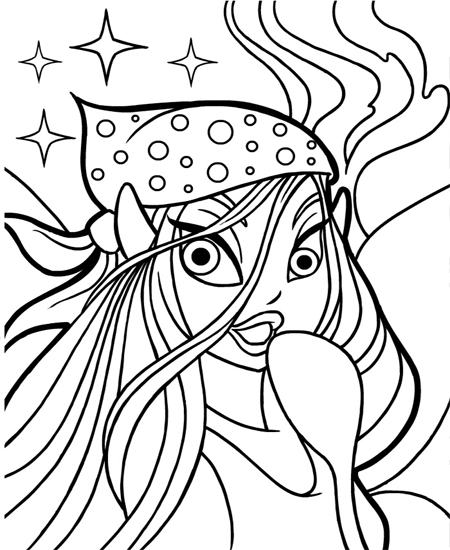 neopet faerie coloring pages - photo #12