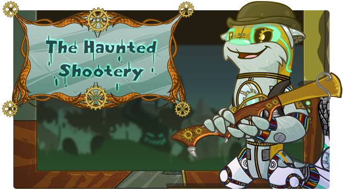 Haunted Shootery