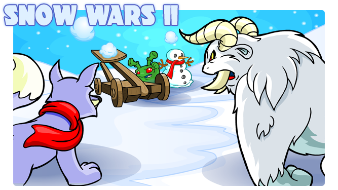 Snow Wars II