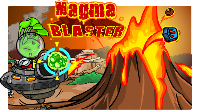 Magma Blaster