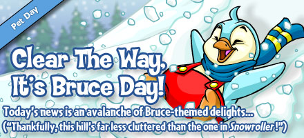 bruce day 2011 Happy Bruce Day!