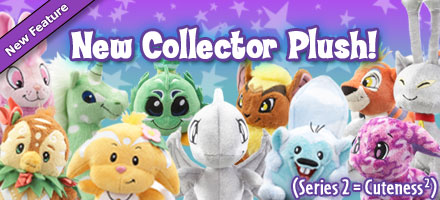 Collector Plush News Banner