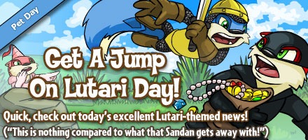 Its Lutari Day Neopets News The Daily Neopets Forum
