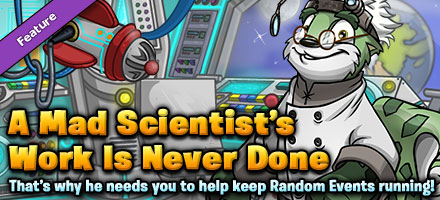 random events machine neopets