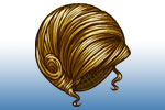 Shell Coif Wig