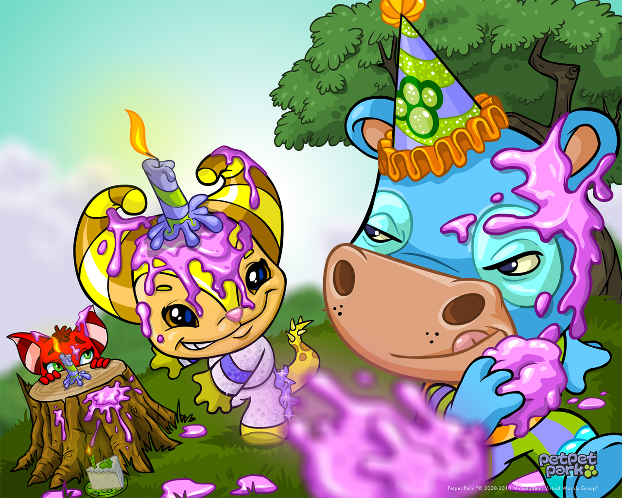 http://images.neopets.com/petpetpark/wallpapers/birthday_cake_fling_1280x1024.jpg
