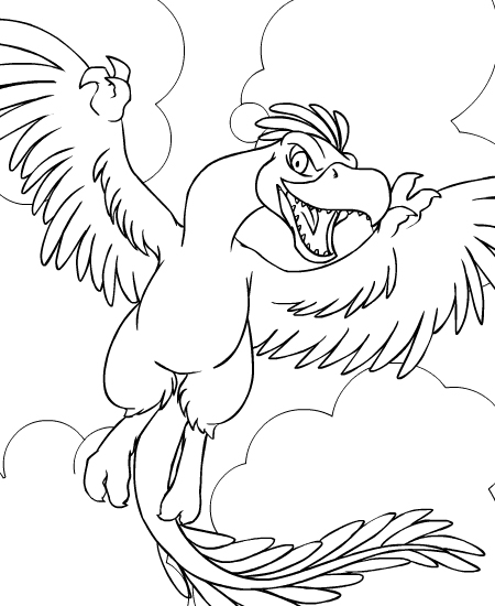 cave paintings coloring pages - photo#5
