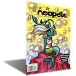 Neopets Magazine Issue 8
