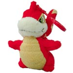 Red Scorchio Plushie Clip