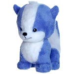 Mini Blue Doglefox Plushie