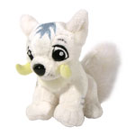 Mini White Gruslen Plushie