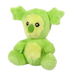 Mini Green Harris Plushie