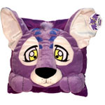 Faerie Kougra Pillow