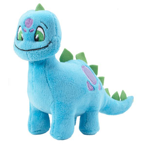 Blue Chomby Plush