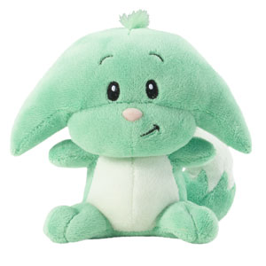 Green Kacheek Plush