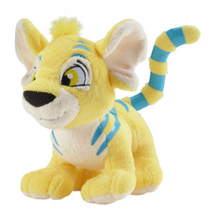 Yellow Kougra Plush
