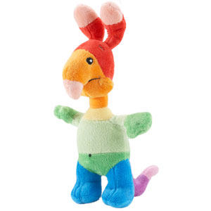 Rainbow Blumaroo Plush