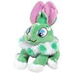 Speckled Cybunny Plushie