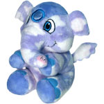 Cloud Elephante Plushie