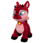 Red Ixi Plushie