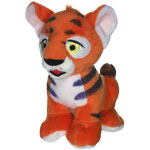 Orange Kougra Plushie