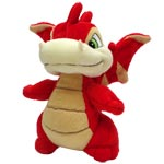 Red Scorchio Plushie