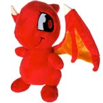 Red Shoyru Plushie