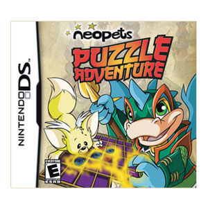 Puzzle Adventure - Nintendo DS