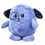 Mini Blue Warf Plushie