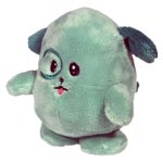 Mini Green Warf Plushie