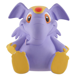 Purple Elephante