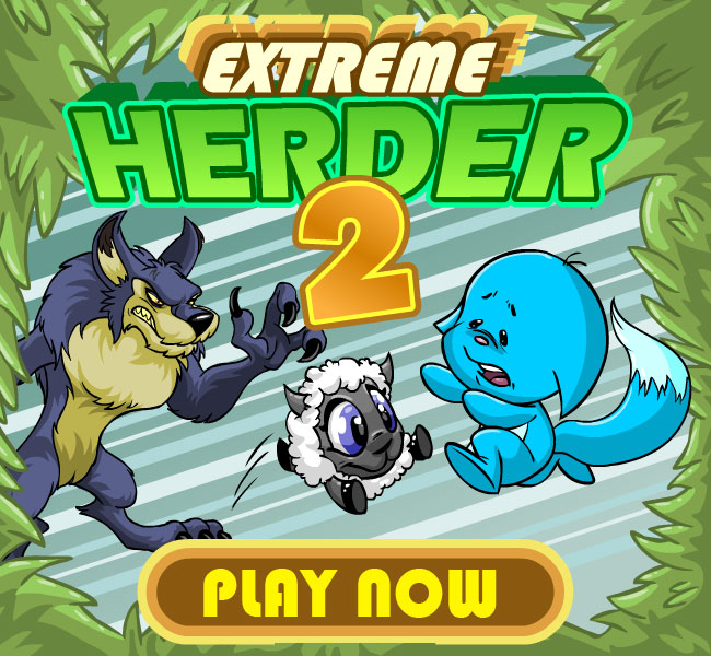 Neopets Soup Kitchen: Neopets Extreme Herder 2