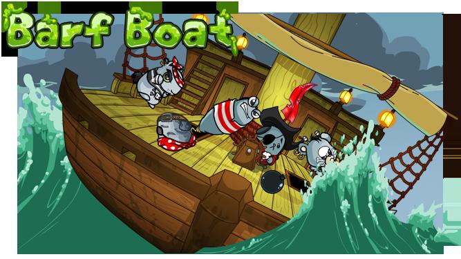 Barf Boat