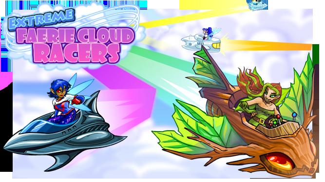 Cloud Racers
