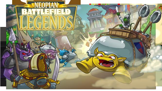 Neopian Battles
