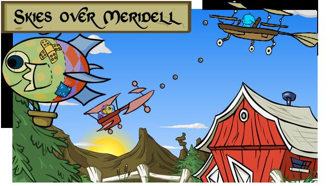 Over Meridell