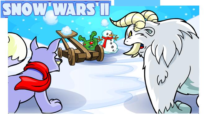 Snow Wars II
