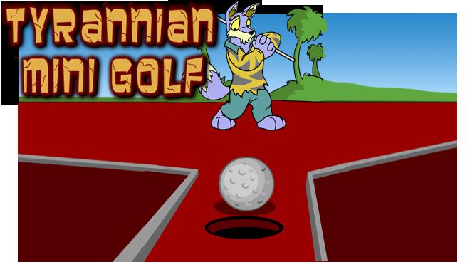 Tyrannian Golf