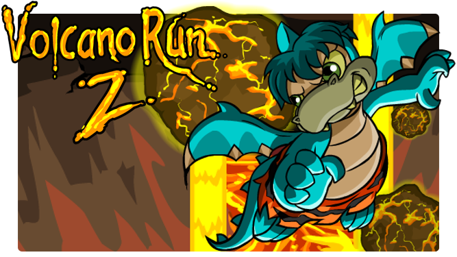 Volcano Run II