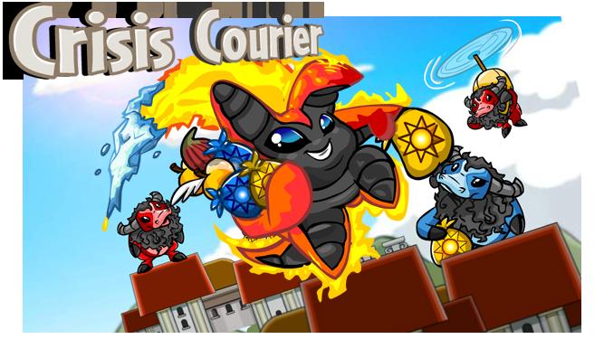 Crisis Courier