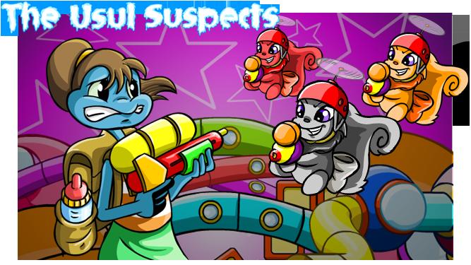Usul Suspects