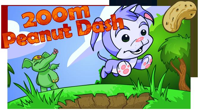 200m Peanut Dash
