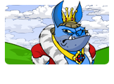 Grumpy Old King
