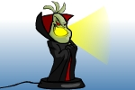 Dr. Sloth Lamp