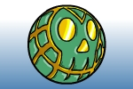 Bowling Ball of Lost Cities