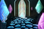 Mystically Guided Path Background