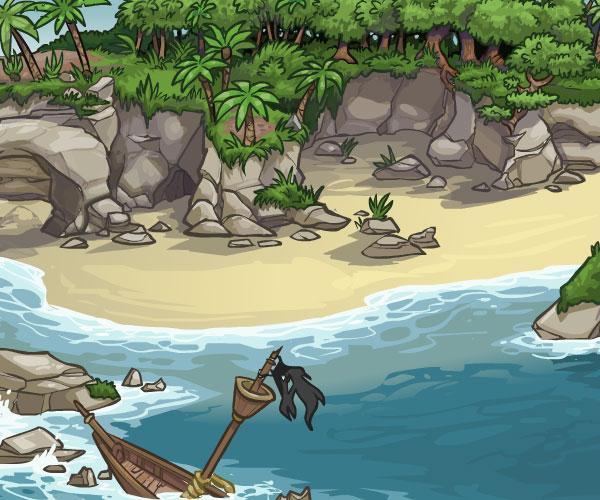 The Forgotten Shore