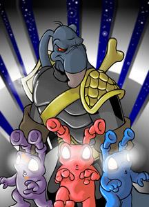 Commander Garoo