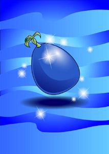 Blue Negg!